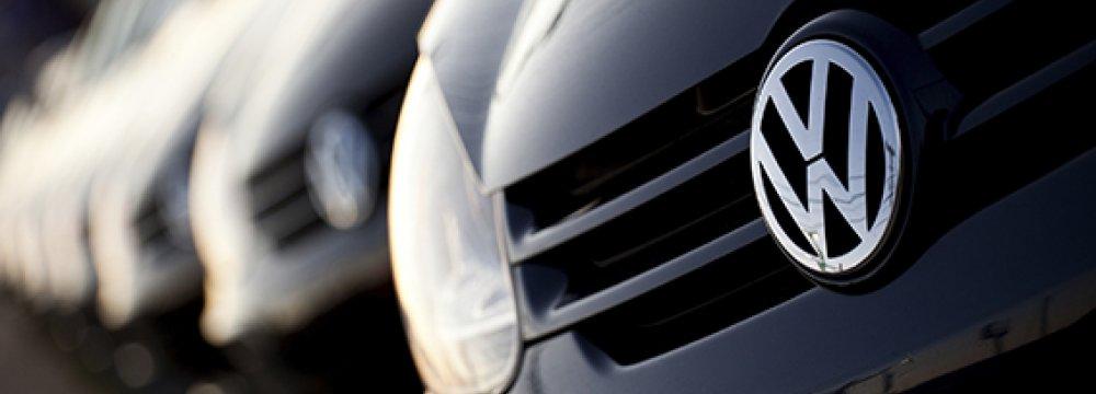 VW Shares Slide After US Lawsuit