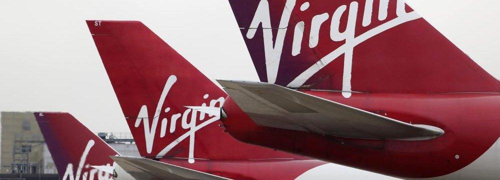 Jumbo Jet to Launch Virgin Galactic Spaceship