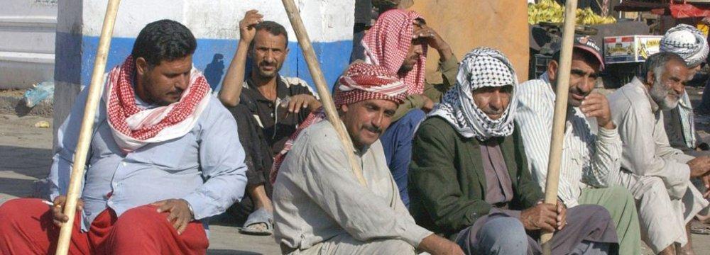 Arab Unemployment Hits 20m