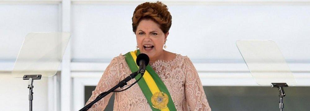 Brazil Manufacturing Breaks Slump