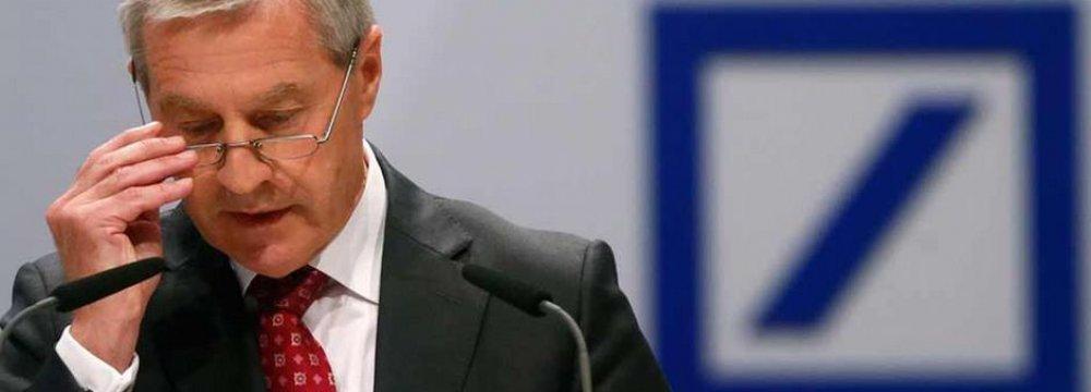 Fraud at Deutsche Bank