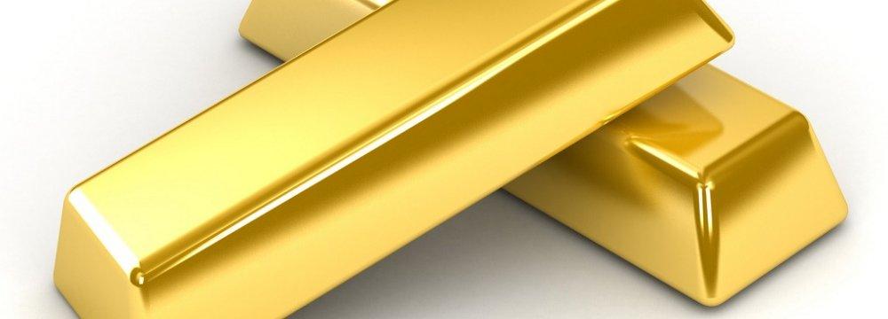 Gold Holds Below 2-Week High