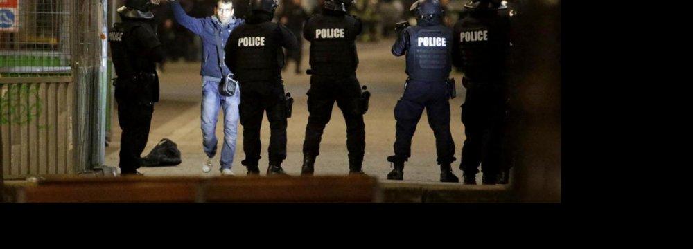Renewed Violence  in Paris, Security Tightened