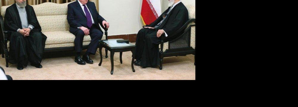 Iraq Has Effective Role in Region