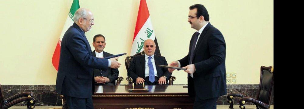 Top-level Delegation in Baghdad