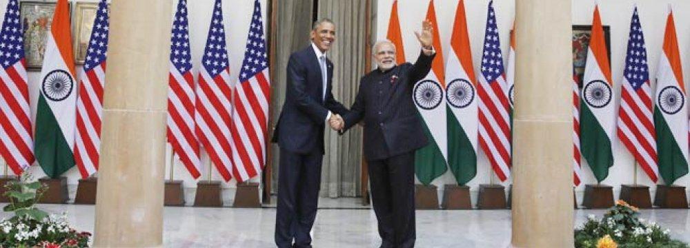 Obama, Modi Reach Nuclear Deal
