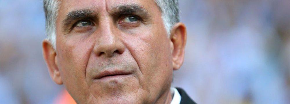 Queiroz Renews Contract