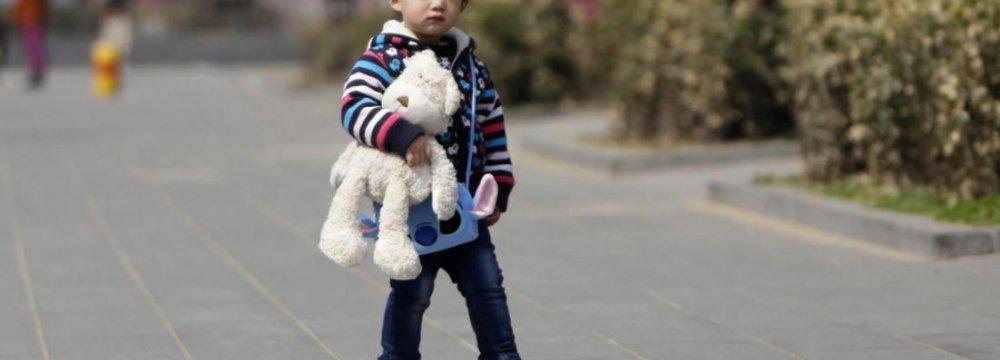 China Mulling Population Policy