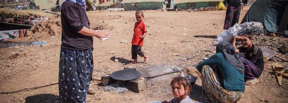 Cholera Vaccination in Iraq