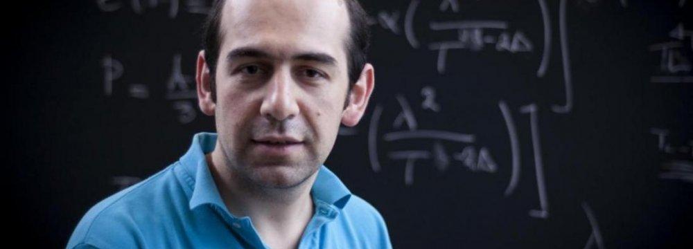 Iranian Wins Cosmology Prize
