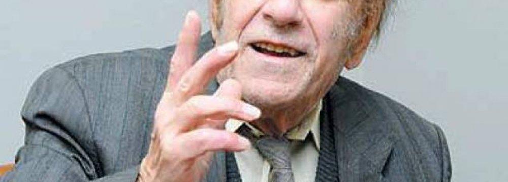 Iran Condoles Veteran Lebanese Author