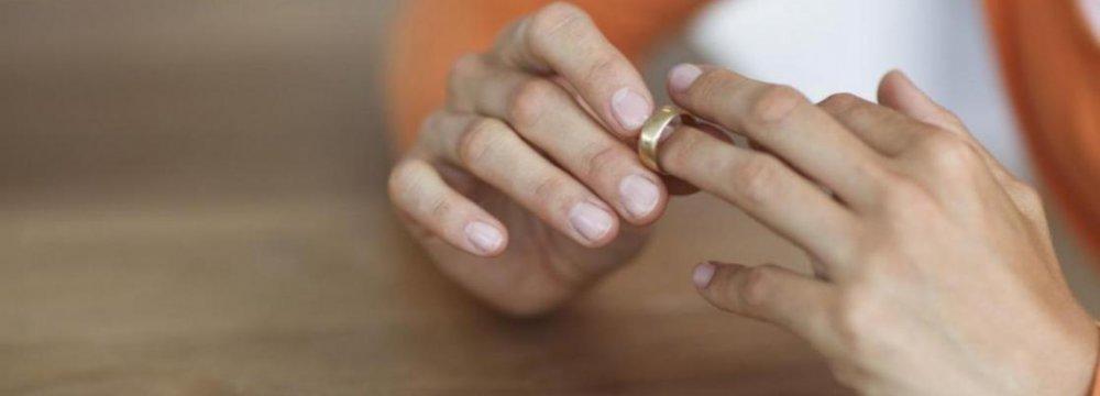 Divorce 'Not Bad' for Health
