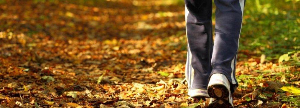Exercising at 40 May Slow Down Aging