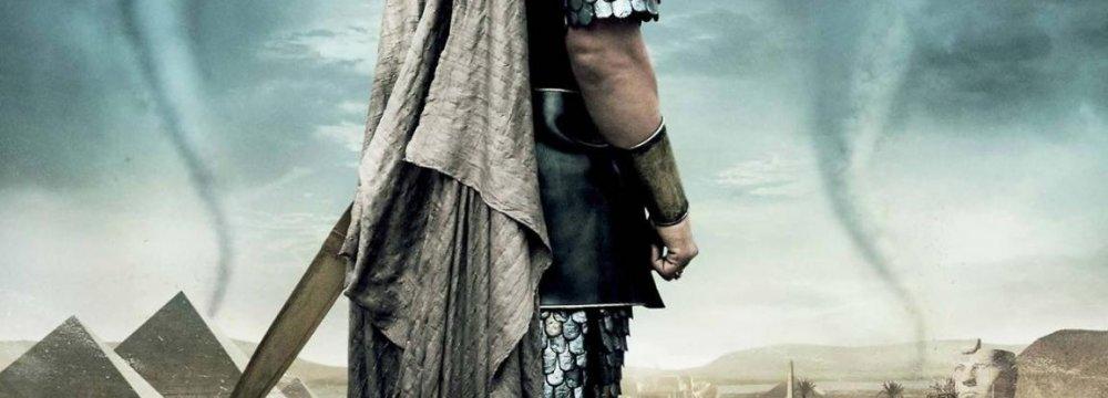 'Exodus: Gods & Kings' Tops US Box Office Chart