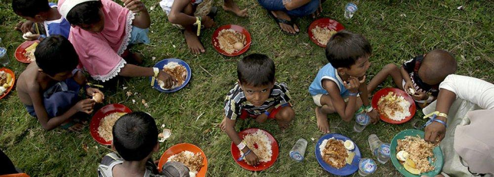 Foodborne Diseases Kill 125,000 Kids a Year