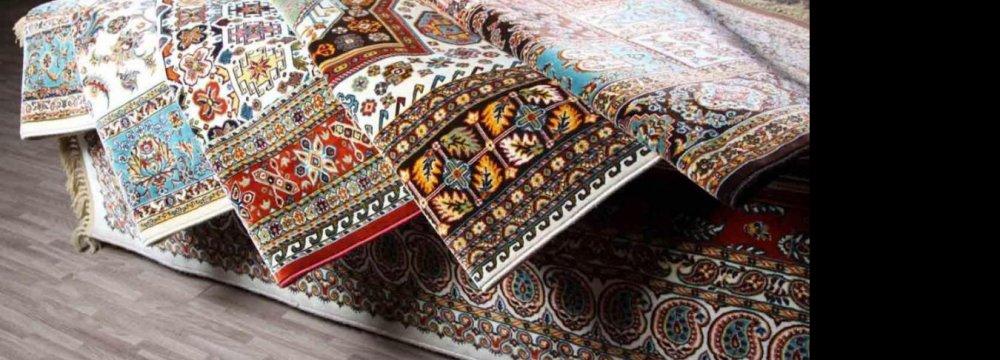 Persian Carpet Expo in Vietnam