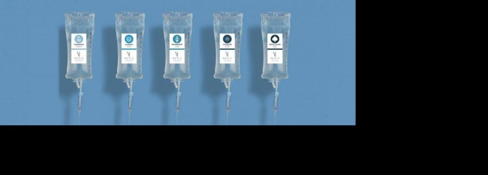 New, Safer IV Fluid Bags