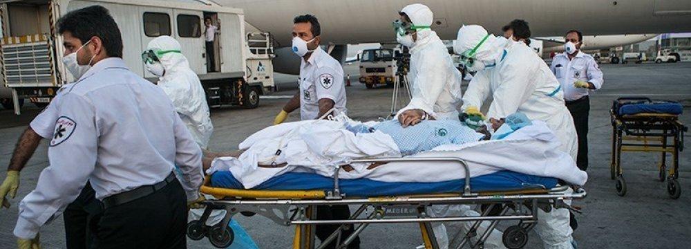 All Injured Pilgrims Home