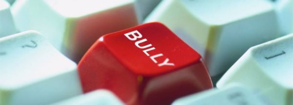 One in Four Teens Bullied on Internet