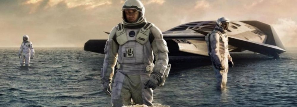 Biggest IMAX Release Ever  for 'Interstellar'