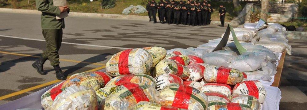 AfPak Border a Haven for Drug Smugglers