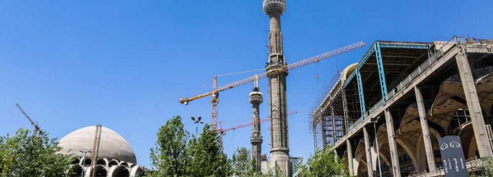 Tehran's Mosalla Needs $182m to Complete