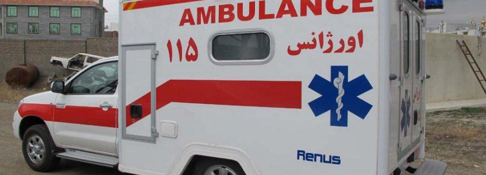 Ambulances From Germany