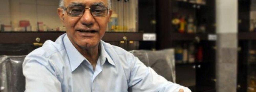 Iranian Shares OPCW Award