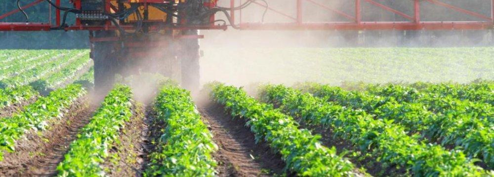 Curbs on Chemical Pesticide