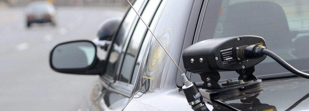Smart Cameras for Police Cars