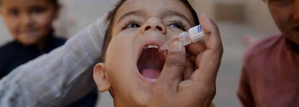 Polio Detected in Mali