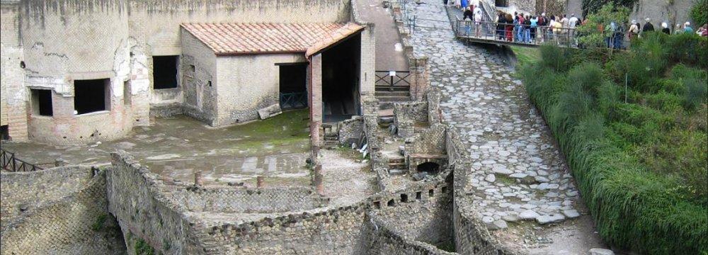 Pompeii Allure Continues