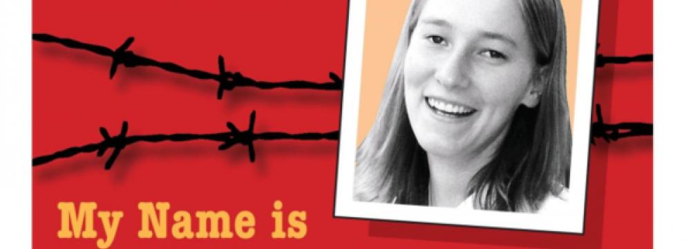 'My Name is Rachel Corrie'  Staged in Virginia