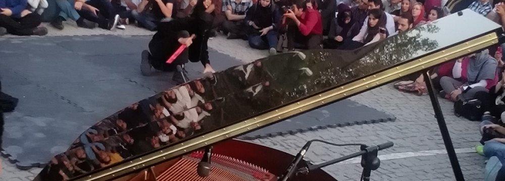 Body-Music Performance in Tehran