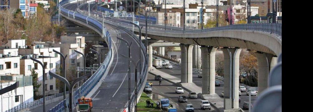Charging Tehran Tunnels