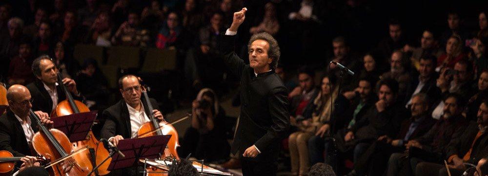 Sounds of Nostalgia Echo in Shahrdad's Concert