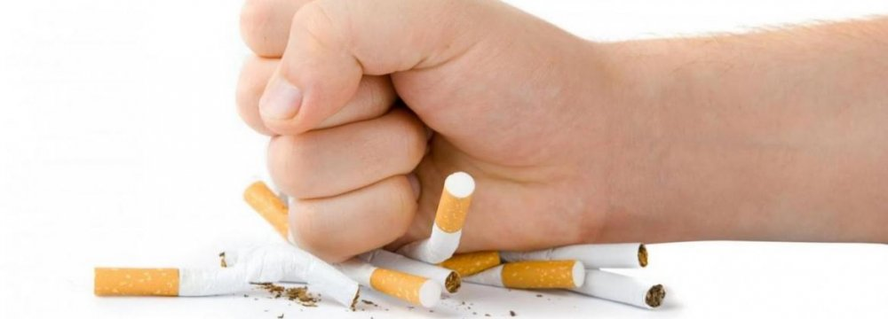 Health Ministry to Cut Smoking by 30%