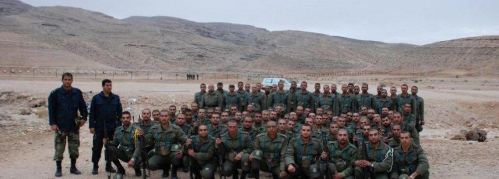 Lifting Morale of Conscripts