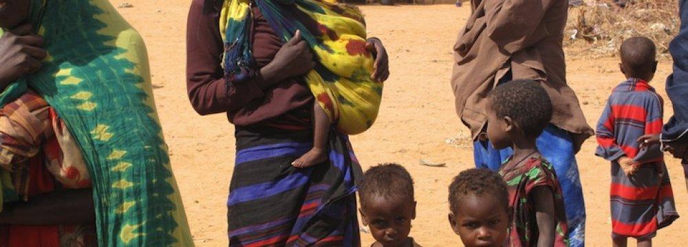 Aid to Somalia