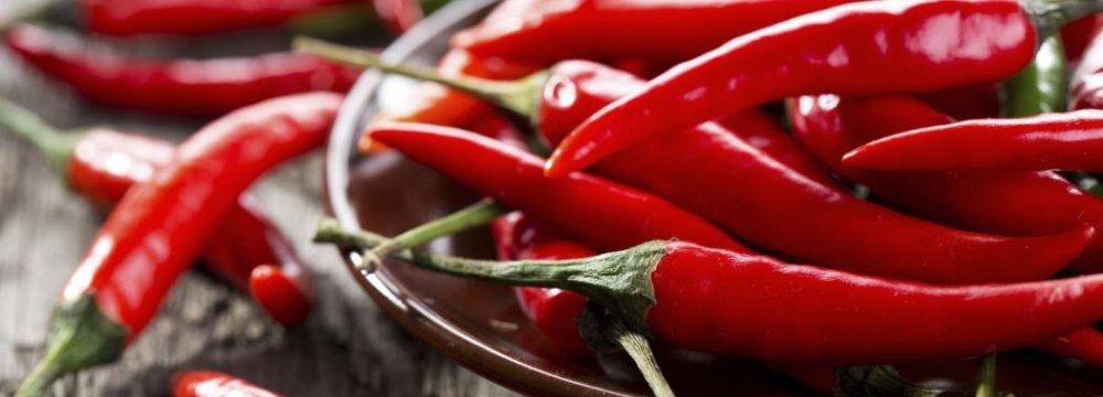 Spicy Food Has Health Benefits