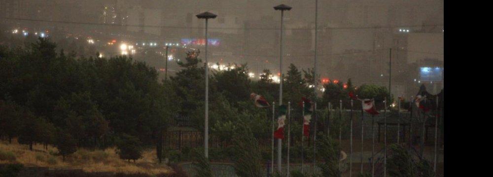 14 Dead, 45 Hurt  in Sunday's Storm