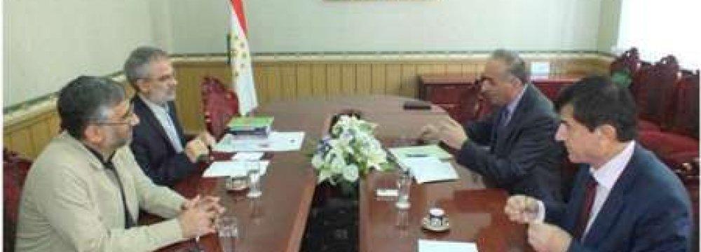 Tajikistan Keen on Strong Cultural Bonds