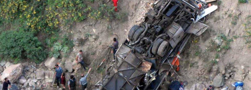 Iraqi Tourists Killed in Fatal Crash