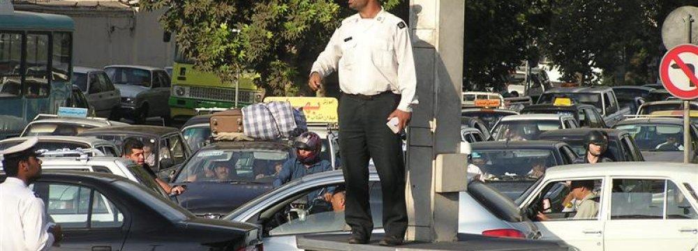 Traffic Police Ready for New School Year