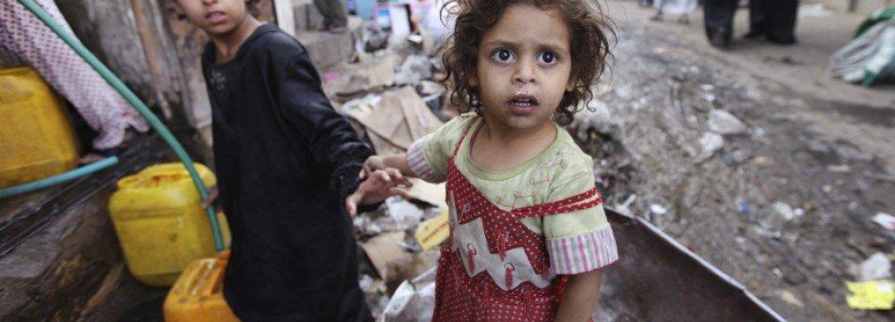 Yemen Plea for Life-Saving Drugs