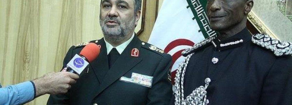 Iranian, Ugandan Police to Cooperate