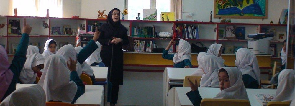 1m Teachers Evaluated  to Promote Skills, Productivity
