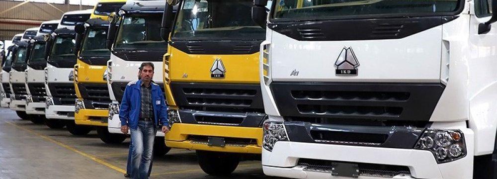 Saipa, IKCO Lay Claim to Benz Partnership