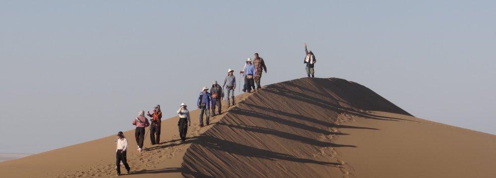 Loans to Develop Desert Tourism