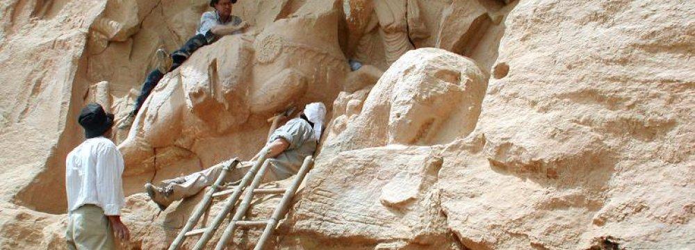 Iran, Germany Sign Archeology MoU
